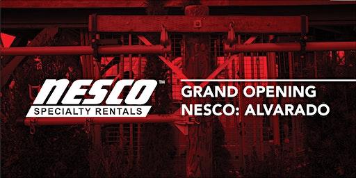NESCO Specialty Rentals: Grand Opening - Alvarado, TX