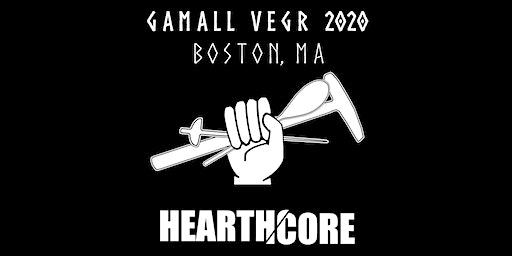 Gamall Vegr - Utland Hearth Skills Symposium
