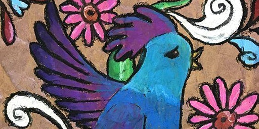 Youth Class - Art Around the World: Mexican Bark Painting