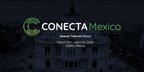 Conecta Mexico 2020 boletos