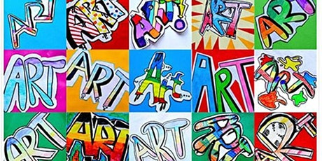 Creative Kids Art Class tickets