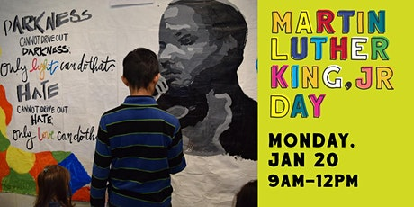 Celebrate the Life & Legacy of Dr. Martin Luther King Jr tickets