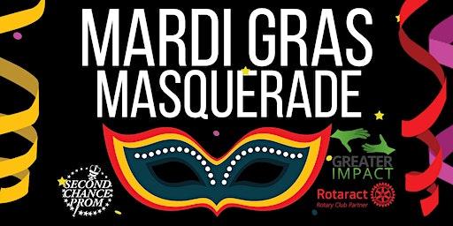 Second Chance Prom | Mardi Gras Masquerade