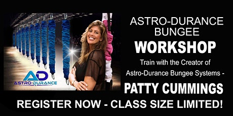 ASTRO-DURANCE 1-Day Bungee Training Workshop, March 31, 2020 tickets