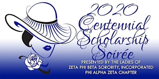Phi Alpha Zeta Centennial Scholarship Soiree