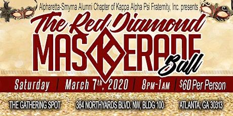 The Red Diamond MasKerade Ball tickets