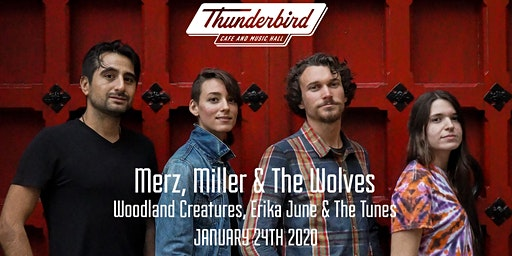 Merz, Miller & The Wolves