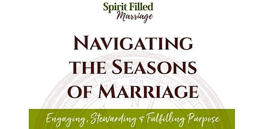 Navigating the Seasons of Marriage 2020