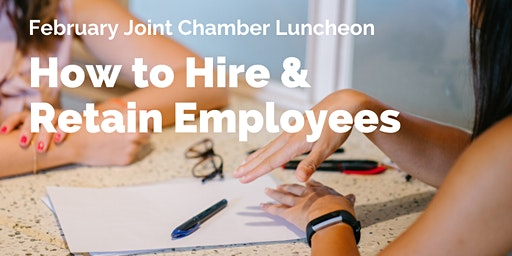 February Joint Chamber Luncheon