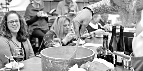 Scratch Series: Cooking with Wine tickets