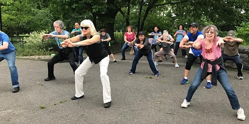 Morning Fitness at Fort Tryon Park