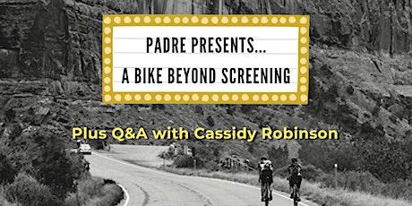 Bike Beyond Screening tickets