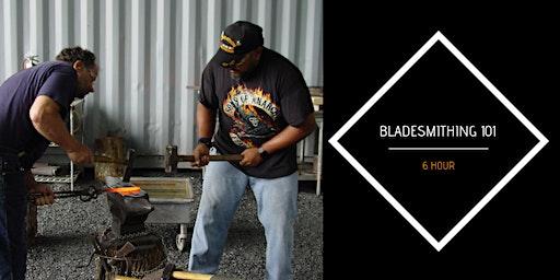 Bladesmithing 101 (6 Hours)