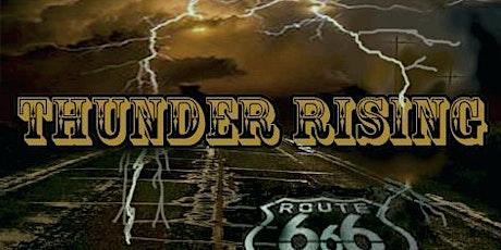 Concert Blues -Thunder Rising billets