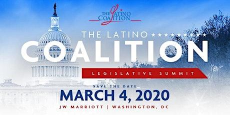 The Latino Coalition Legislative Summit 2020 tickets