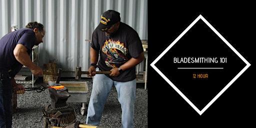 Bladesmithing 101 (12 Hours)