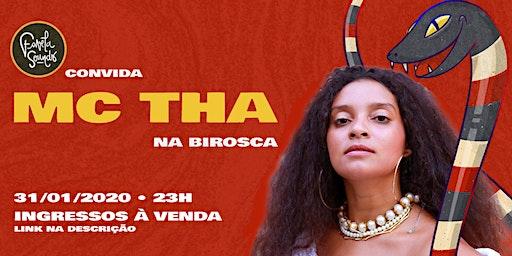 Favela Sounds convida MCTHA na Birosca