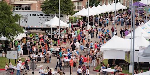 Volunteer for Wine Fair Cy-Fair 2020
