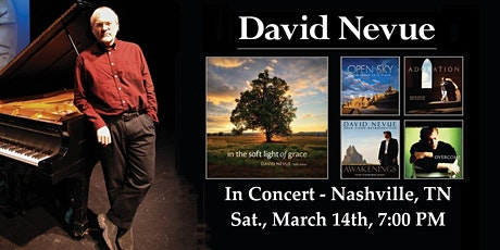 An Evening at the Piano with David Nevue - Nashville, TN tickets