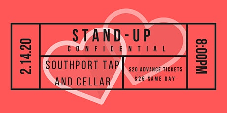 Stand-Up Confidential at Southport Tap and Cellar tickets