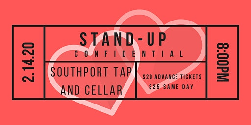 Stand-Up Confidential at Southport Tap and Cellar