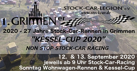 Kessel-Cup 2020 | Non Stop Stock-Car Racing Tickets