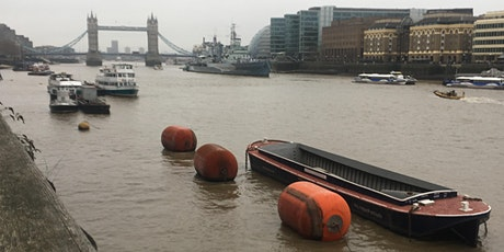 Thames Path Walk - London Bridge to Canary Wharf tickets