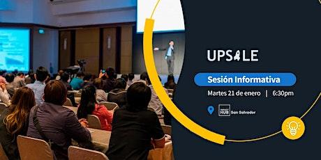 Up Sale - Grow your company with Impact Hub entradas