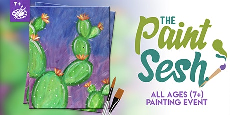 """All Ages Paint Night: Norco, CA - """"Little Pricklies"""" tickets"""