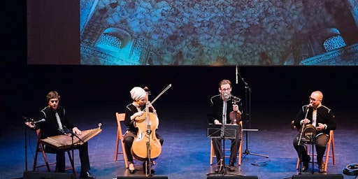 The Lowry: Musical Bonanza with Al-Firdaus (Spain) & Gulcin /Sahba Ensemble