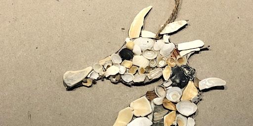 ArtSea Nights: Seashell Assemblage ~ Seahorse Conservation