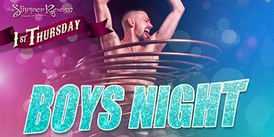 BOYS' NIGHT: An All-Male Cirquelesque Revue!