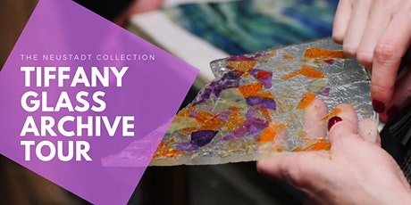 Tiffany Glass Archive Tour tickets