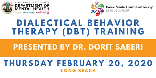 Dialectical Behavior Therapy (DBT) Training