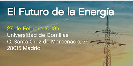 The Future of Energy tickets