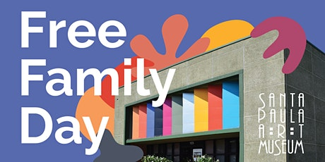 Free Family Day tickets