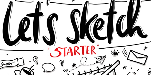 Let´ s Sketch - Sketchnoting Crash-Kurs für Einsteiger