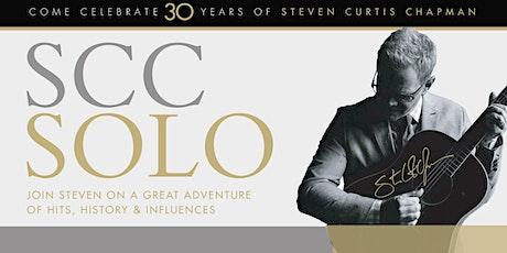 Steven Curtis Chapman:  SCC Solo tickets
