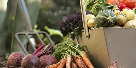 Cool Crops: Early Season Veggies tickets