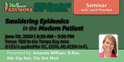 SP Seminar Smoldering Epidemics in the Modern Patient