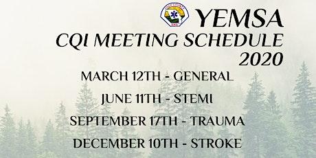 YEMSA: CQI - TRAUMA Meeting tickets