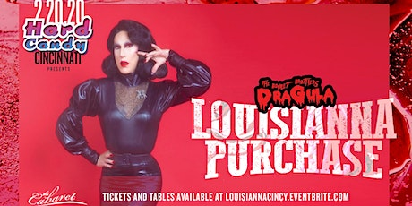 Hard Candy Cincinnati with Louisianna Purchase tickets