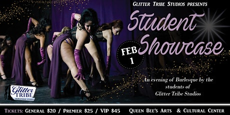 Glitter Tribe Student Showcase tickets