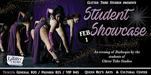 Glitter Tribe Student Showcase
