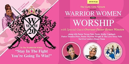 WARRIOR WOMEN [WHO] WORSHIP