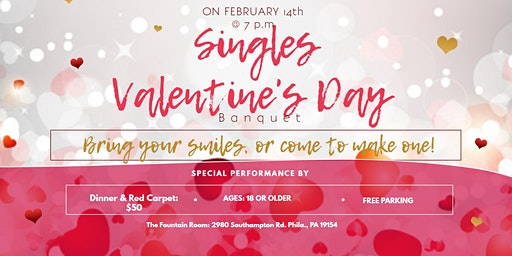 The BEST Christian Valentine's Day Singles Party