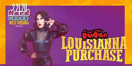 Hard Candy Huntington with Louisianna Purchase tickets