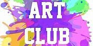 Art Club 01/30