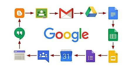 Google Apps 101 (T1-20) tickets