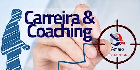 Carreira & Coaching - 08 de Abril | Contribuições Positivas bilhetes